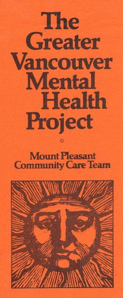 Vancouver Community Care Team Brochure, 1970s